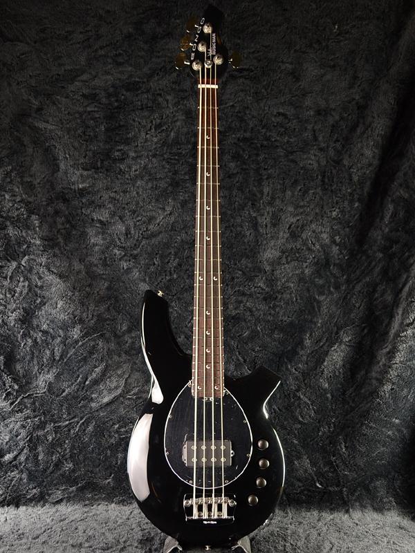 Musicman BONGO BLK/R 新品 ブラック[ミュージックマン][ボンゴ][黒][Active,アクティブ][Electric Bass,エレキベース]
