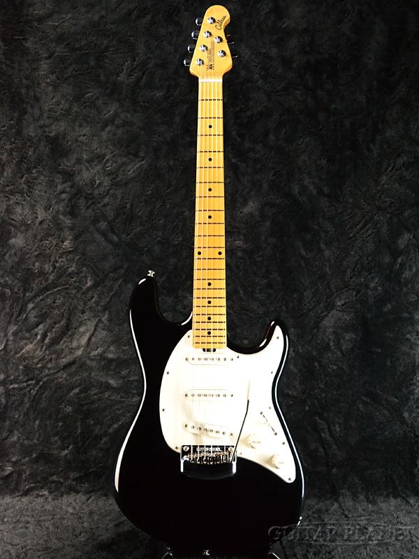アウトレット大特価 MusicMan Cutlass -Black- 新品 ミュージックマン カトラス ブラック 黒 Electric Guitar エレキギター 通勤 プレゼント クからトレドまで幅広いアイテムを提案!