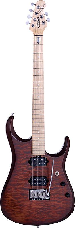 Sterling by MusicMan JP150 Sahara Burst 新品[スターリン][ミュージックマン][John Petrucci,ジョンペトルーシ][サハラバースト][Electric Guitar,エレキギター]