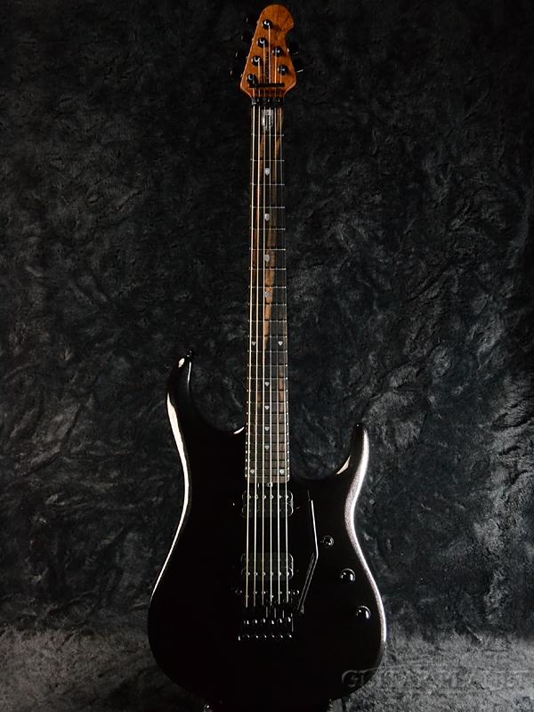 Musicman JP16 6st -Black Lava- 新品[ミュージックマン][John Petrucci,ジョン・ペトルーシ][ルーク][ステンレスフレット][ブラック,黒][Electric Guitar,エレキギター]