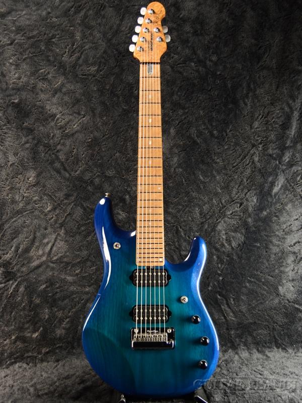 【中古 7ST】MusicMan 2014 Limited Edition Edition John -Neptune Petrucci 7ST -Neptune Blue- 2014年製[ミュージックマン][7strings,7弦][ジョン・ペトルーシ][ネプチューンブルー,青][Electric Guitar,エレキギター]【used_エレキギター】, ロドヤマカ:792c979c --- rakuten-apps.jp
