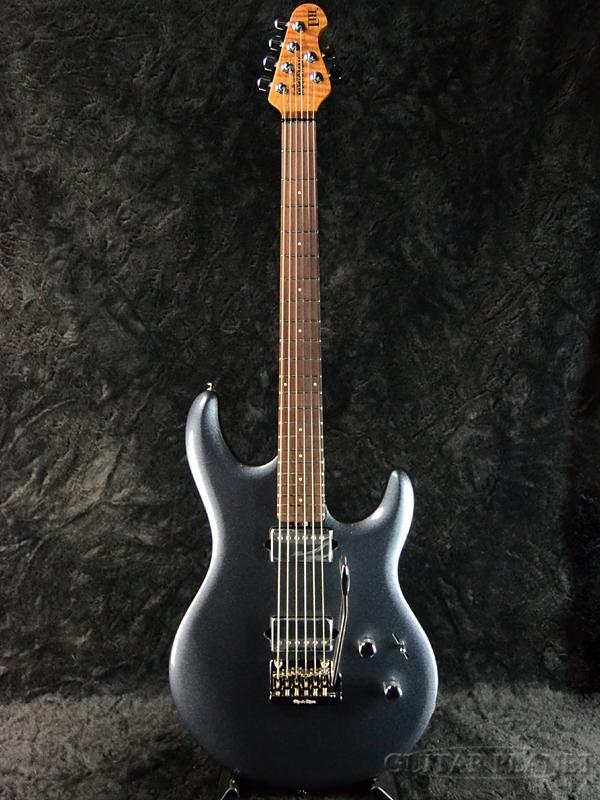 MusicMan LIII -Bodhi Blue- 新品[ミュージックマン][Steve Lukather,スティーブ・ルカサー][ブルー,青][Stratocaster,ストラトキャスタータイプ][Electric Guitar,エレキギター]
