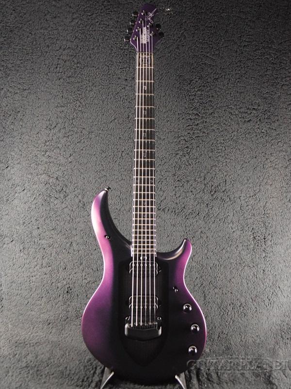 MusicMan Majesty 6 -Arctic Dream- 新品[ミュージックマン][マジェスティ][John Petrucci,ジョン・ペトルーシ][アークティックドリーム,紫,緑][Electric Guitar,エレキギター]