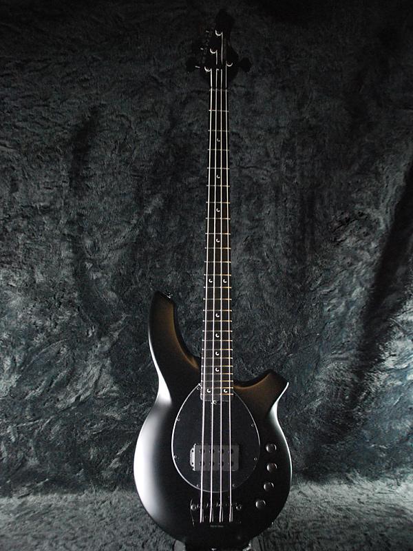 Guitar Planet Musicman Bongo 4 Stealth Black Brand New Stealth