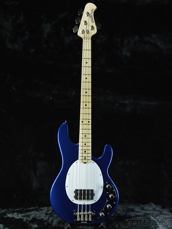 MusicMan StingRay 4 -Blue Pearl- 新品[ミュージックマン][スティングレイ][ブルーパール,青][Electric Bass,エレキベース]