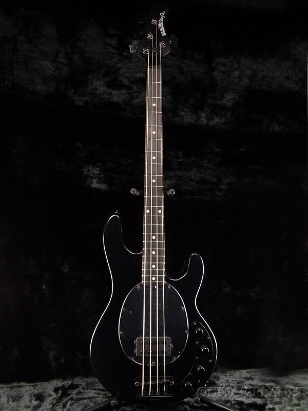 Guitar Planet Musicman Stingray 4 Brand New Stealth Black Music