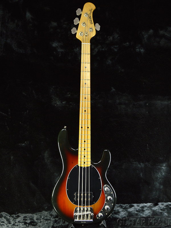 【中古】MusicMan StingRay 4 -Vintage Sunburst/Maple- 1992年製[ミュージックマン][スティングレイ][ビンテージサンバースト][Active,アクティブ][Electric Bass,エレキベース]【used_ベース】