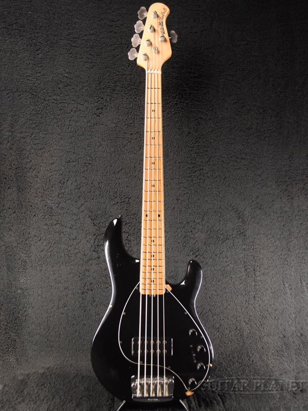 【中古】MUSIC MAN StingRay5 -Black- 2005年製[MusicMan,ミュージックマン][スティングレイ][5strings,5弦][ブラック,黒][Electric Bass,エレキベース]【used_ベース】