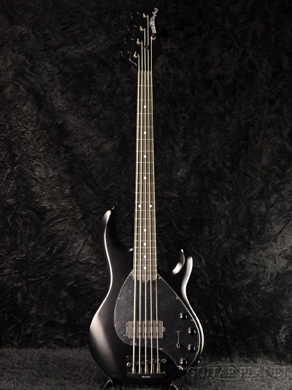 guitar planet musicman stingray 5 stealth black brand new music stingray stealth black. Black Bedroom Furniture Sets. Home Design Ideas