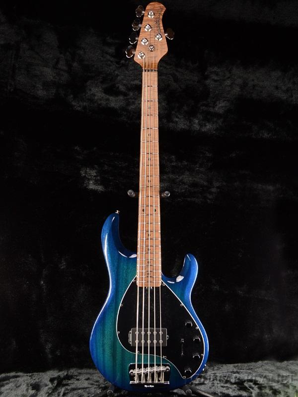 guitar planet musicman stingray 5 neptune blue brand new music stingray neptune blue. Black Bedroom Furniture Sets. Home Design Ideas
