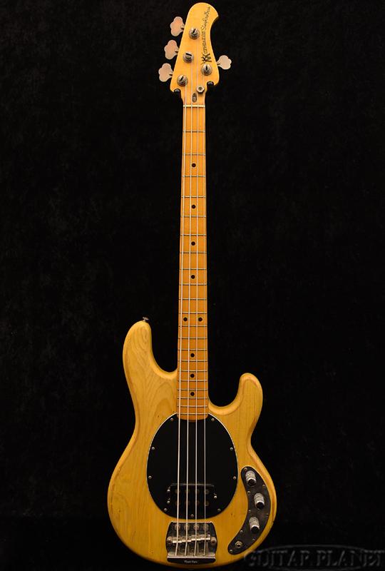 【中古】MusicMan StingRay -Natural- 1980年代製[ミュージックマン][スティングレイ][Natural,ナチュラル][Electric Bass,エレキベース]【used_ベース】