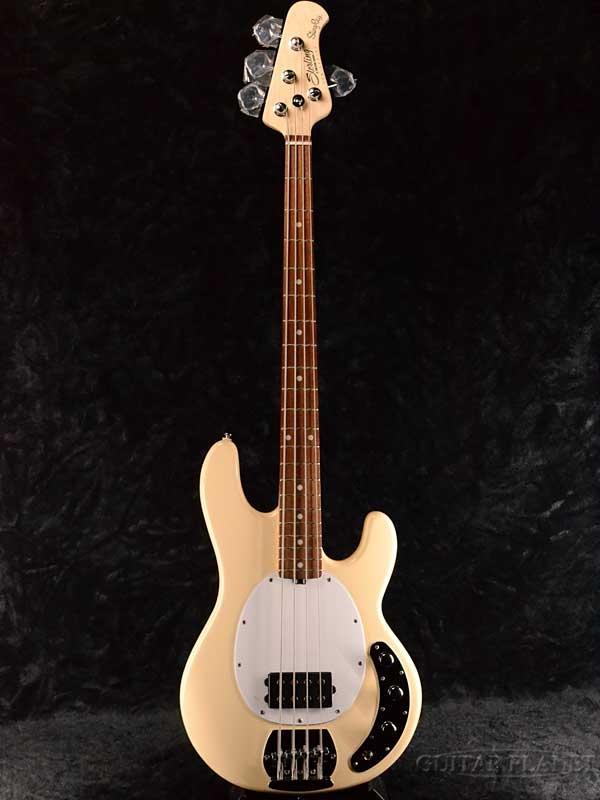 Sterling by MUSIC MAN S.U.B Ray 4 -Vintage Cream- 新品[ミュージックマン][White,ホワイト,白][Bass,ベース]