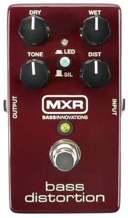 MXR M85 Bass Distortion 新品[M-85][ベースディストーション][Effector,エフェクター]_bass