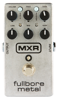 MXR fullbore metal M-116 新品 ディストーション[Distortion][メタル][エフェクター,Effector]_hzm