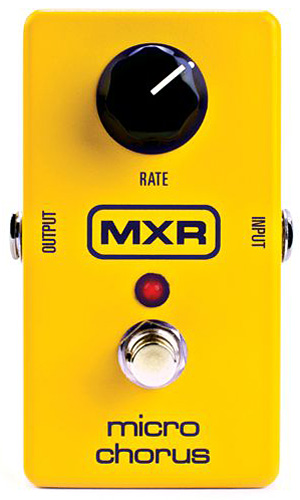 MXR micro chorus M-148 新品[マイクロコーラス][エフェクター,Effector]_mdl