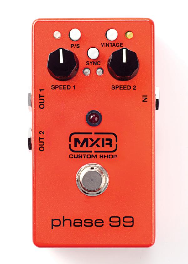 MXR Phase 99 CSP099 新品[フェイザー][Phase90][Effector,エフェクター]_mdl