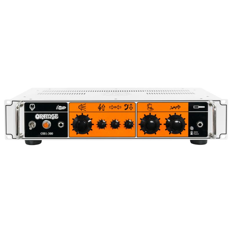 【300W】Orange OB1-300 新品 ベース用アンプヘッド[オレンジ][クラスAB][Bass Amplifier Head]