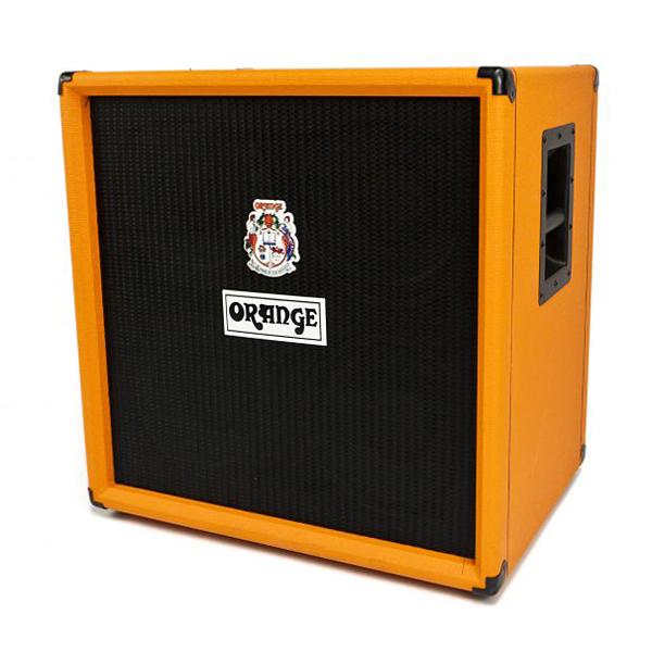 【キャッンペーン中!】Orange OBC410 新品 ベース用スピーカーキャビネット[オレンジ][Bass Amplifier Speaker Cabinet]