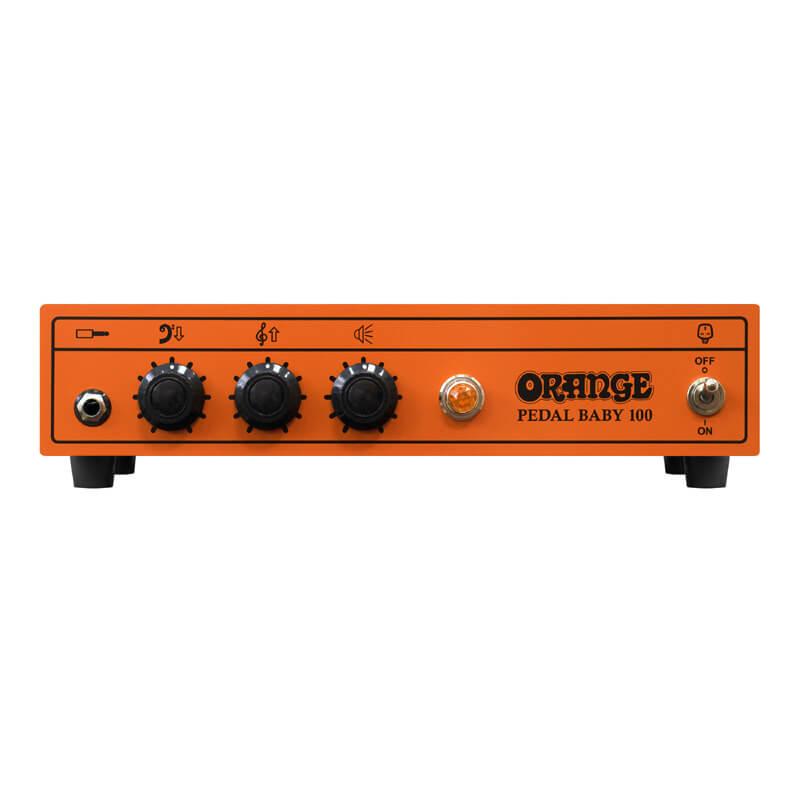 【純正キャリングケース付】Orange Pedal Baby 100 新品 パワーアンプ[オレンジ][ペダルベイビー][ソリッドステート][Power Amplifier]