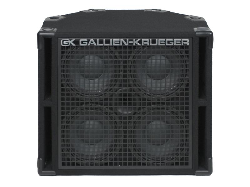 【800W】GALLIEN-KRUEGER 410RBH 新品 ベースアンプキャビネット[ギャリエンクルーガー][Bass Amplifier Cabinet]