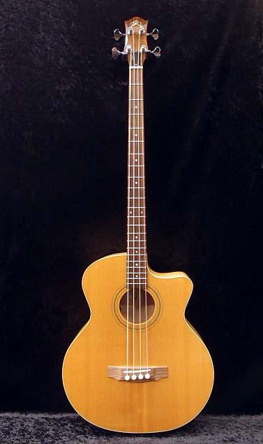 Guild B-54CE STD 新品[ギルド][B54CE][Natural,ナチュラル][Fishmanピックアップ搭載][Acoustic Bass,アコースティックベース,アコベ]