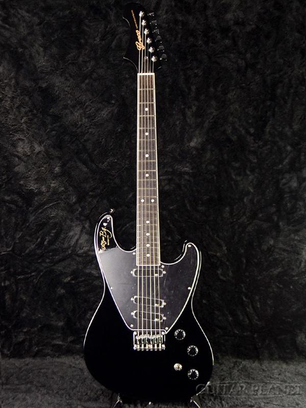 Greco BG-800 BLK 新品 ブラック[グレコ][国産][ブギー][Black,黒][エレキギター,Electric Guitar]