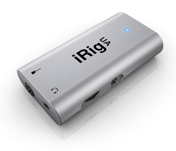 iRig UA IK 多媒体全新 Android 兼容音频接口 [IRIG],IK 多媒体、 [吉他耳机放大器、 耳机放大器吉他] [末端和效应器] [音频接口