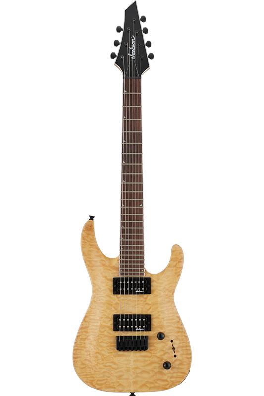 Jackson JS32-7Q DINKY Natural 新品[ジャクソン][ディンキー][7弦][ナチュラル][Electric Guitar,エレキギター]