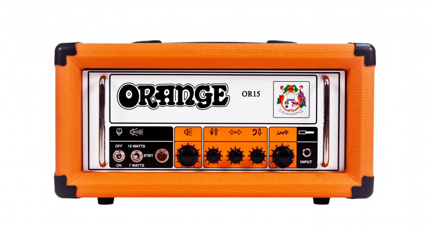 【15W】Orange OR15H Head 新品 ギターアンプヘッド[オレンジ][真空管搭載][Guitar Amplifier,Head]