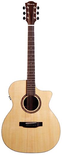 Serena SG-3S CE N 新品[セレナ][Natural,ナチュラル][Acoustic Guitar,エレアコ,アコギ,アコースティックギター,Folk Guitar,フォークギター]