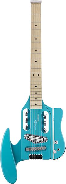 【驚きの値段で】 Traveler V2 Guitar Speedster Hot Rod Hot Guitar Classic Blue V2 新品 クラシックブルー[トラベラーギター][スピードスター][ホットロッド][青][Electric Guitar,エレキギター], WOODPRO:8f4418db --- promilahcn.com
