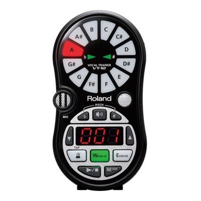 Roland VT-12-EK 新品 ボーカル専用チューナー 演歌/歌謡曲[ローランド][VT12EK][Vocal Tuner]