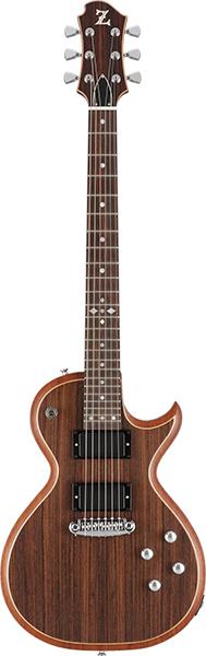 ZEMAITIS Z Series Z24WF ROSE NAT 新品[ゼマイティス][ローズ][Les Paul,レスポールタイプ][Electric Guitar,エレキギター]