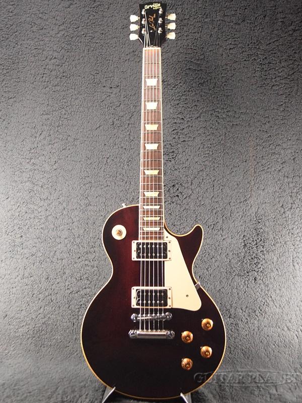 【中古】Orville by Gibson LPS / Les Paul Standard -Wine Red- 1994年製[オービル][スタンダード][ワインレッド,赤][レスポール][Electric Guitar,エレキギター]【used_エレキギター】