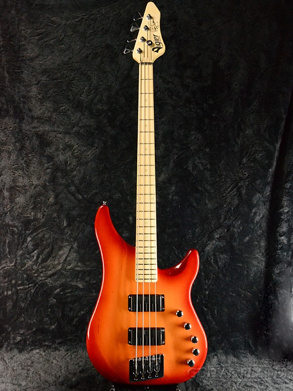 【中古】Vigier Guitars VE4ECRG -Amber Violin-[ヴィジェ][サンバースト][Electric Bass,エレキベース]【used_ベース】