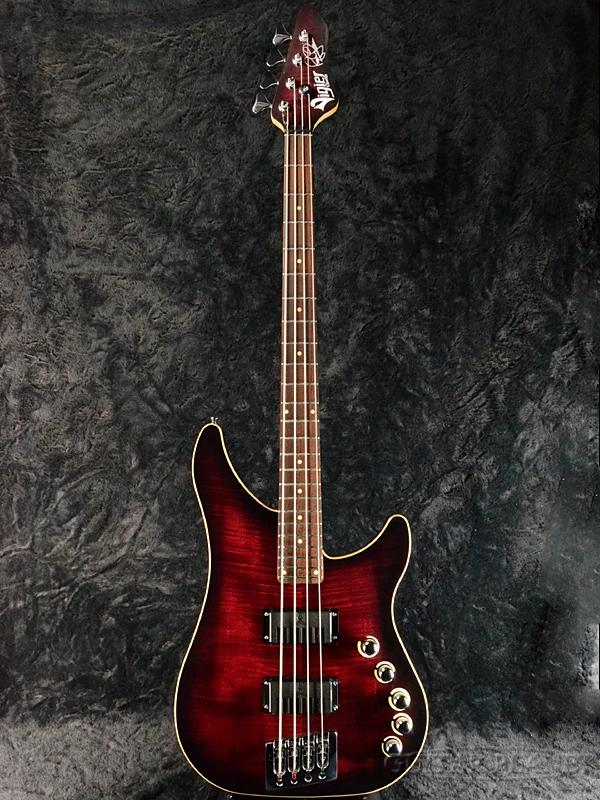 【中古】Vigier Guitars VE4ECRG -Deep Burgundy-[ヴィジェ][ディープバーガンティー][Electric Bass,エレキベース]【used_ベース】