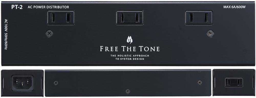 Free The Tone PT-2 新品[フリーザトーン][パワーサプライ,ディストリビューター]