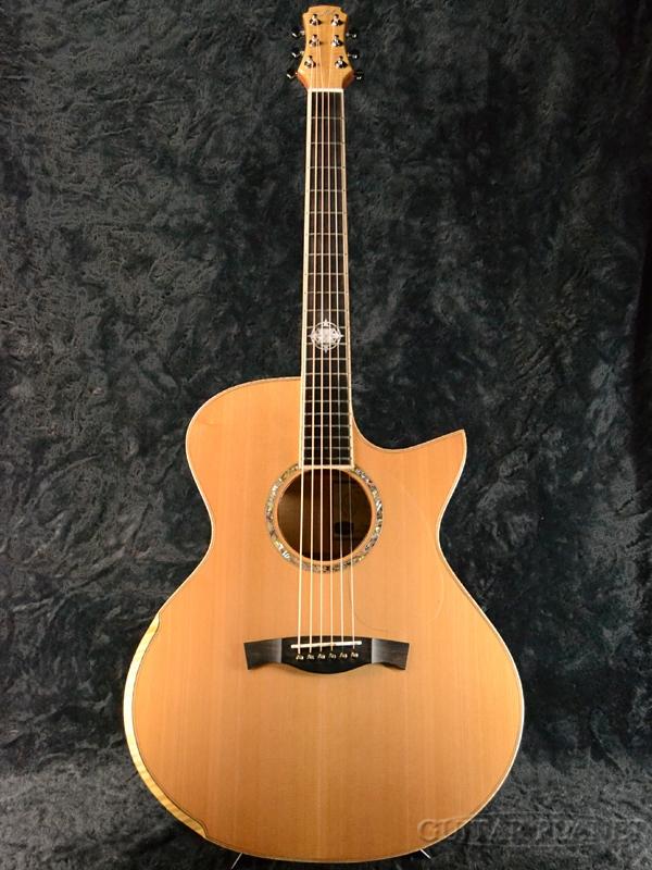 Maestro Singa-FM CSBC 新品[マエストロギターズ][ミディアムジャンボ][Natural,ナチュラル][Acoustic Guitar,アコギ,アコースティックギター,Folk Guitar,フォークギター]
