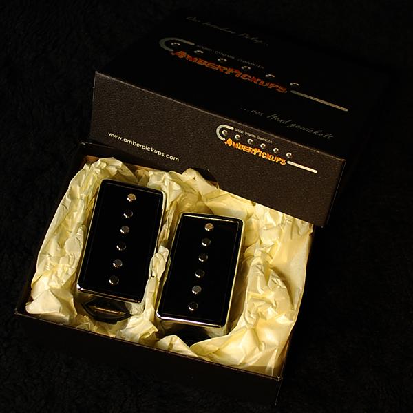 Amber Pickups Coil 94 Amber 94 Black Chrome エレキギター用ピックアップ[アンバーピックアップ][P-90タイプ,P90][Single Coil Amber Pickup,シングルコイル][クローム], フラノシ:ed70ffa4 --- sunward.msk.ru