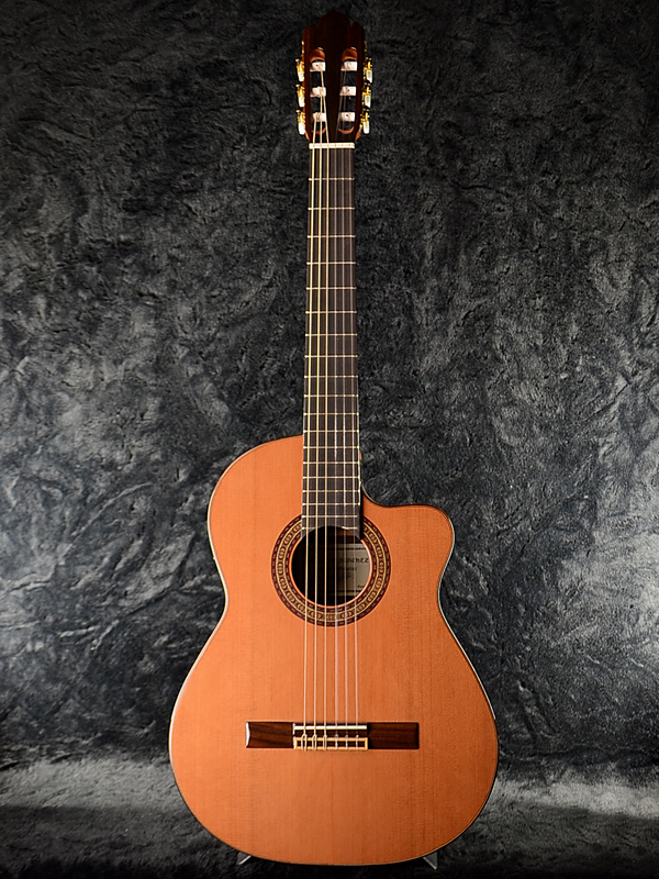 Antonio Sanchez EG-5 Cedar 新品[アントニオサンチェス][EG5][シダー,杉][Classic Guitar,クラシックギター]