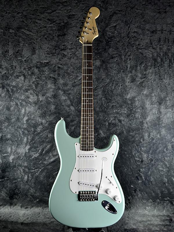 Squier Bullet With Tremolo DBL New Daphne Blue Stratocaster Barrett