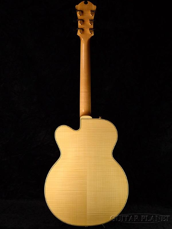 D'Aquisto DQ-JZ-Jr 爵士乐线初中全新的天然 [d'aquisto]、 [初级爵士乐行] [自然,木粒,希瑟] [高射炮] [电吉他、 电吉他] [DQJZJr]