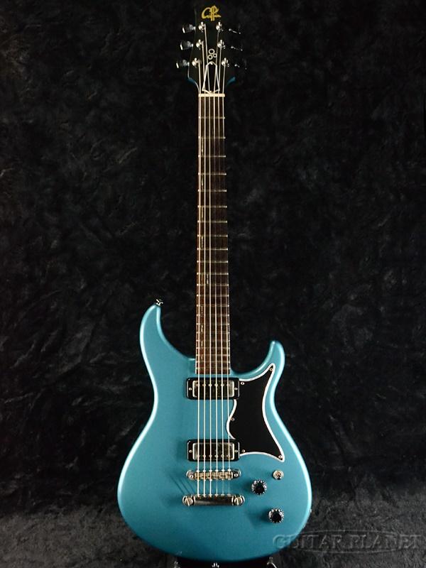 【中古】Giffin Guitars T7 -Pelham Blue- 2011年製[ロジャーギフィン][ペルハムブルー,青][Electric Guitar,エレキギター]【used_エレキギター】