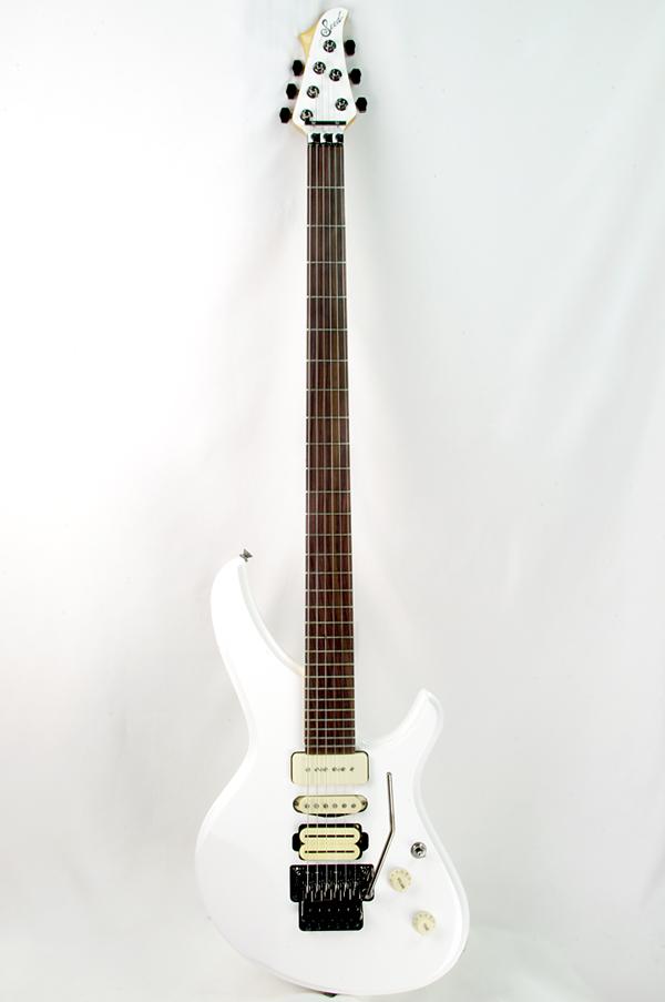 种子 Kotetsu 白色全新 [种子] 和 [西米品牌] [首页] [虎彻] [樱花村诚,联排别墅模型] [白色,白色] [电吉他、 电吉他