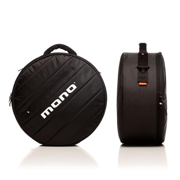 MONO M-80 SN Jet Black 新品 ドラムスネア用ギグバッグ[モノ][ブラック,黒][Drum Snare][Gig Bag]