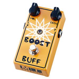 MI AUDIO Boost'n'Buff V.2 新品 ブースター[MIオーディオ][Booster][Effector,エフェクター]_otherfx