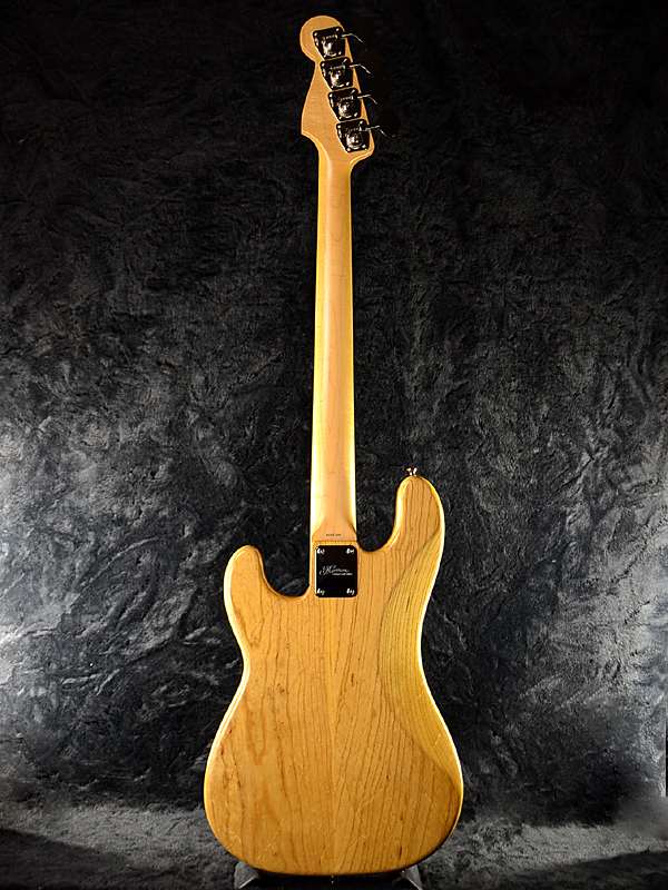 Momose MPB2-STD/NJ新货天然[momose,百濑][国产][MPB2STD][Natural Gloss,木纹][Precision Bass,pureshijombesu,purebe,PB][Electric Bass,电子吉他基础]