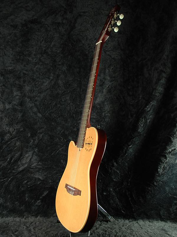 戈丁 Multiac 尼龙安可左撇子新自然 [Godin],[marciac 尼龙] [左撇子,左手、 左] [古典吉他,古典吉他,优雅]