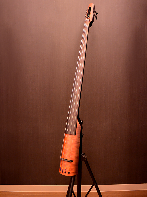 NS Design NXT4-DB AM 新品 アップライトベース[Ned Steinberger,NSデザイン][Amber,アンバー][Electric Upright Bass][NXT-4]_otherb