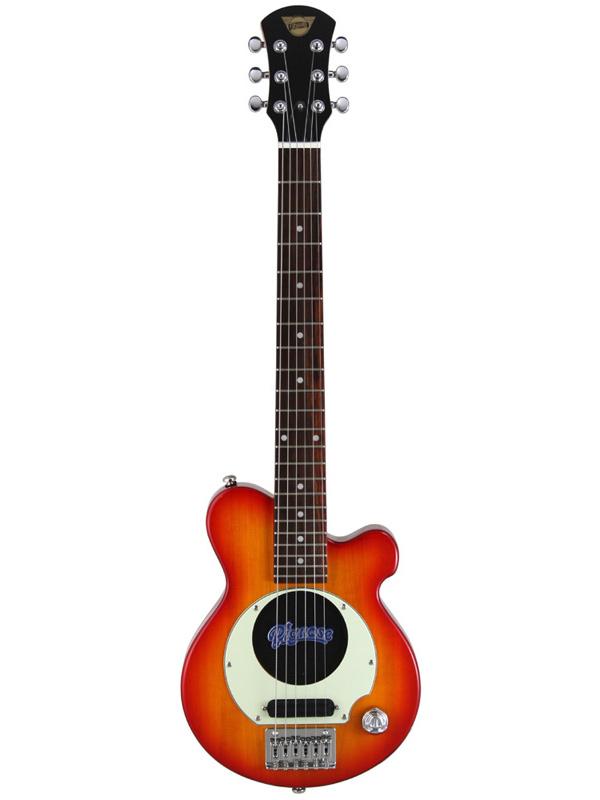 【エレキ4点セット付】Pignose PGG-200 CS チェリーサンバースト 新品 アンプ内蔵ギター[ピグノーズ][Cherry Sunburst][ミニギター][Electric Guitar,エレキギター]